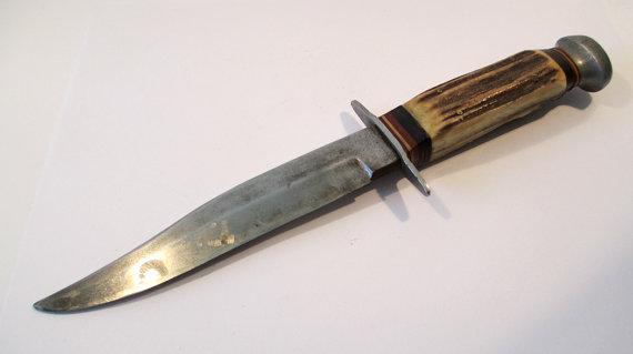 couteau bowie revolution