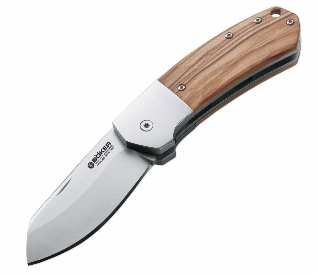 couteau pliable