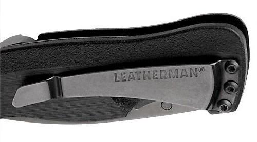 couteau de chasse leatherman care c33x plié